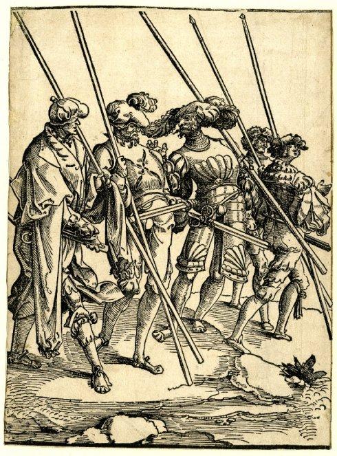 Pikemen 1520s