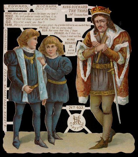 Shakespeare Scrap Richard
