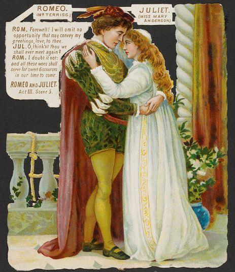 Shakespeare Scrap RJ