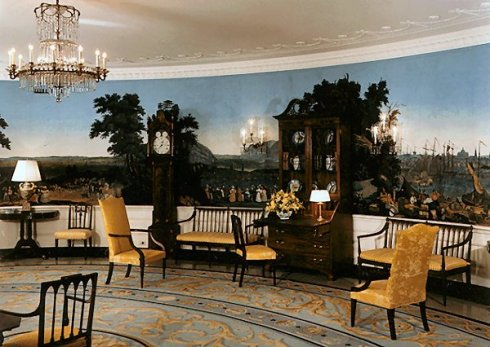 Zuber White House