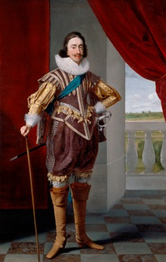 Art and Fashion Charles I