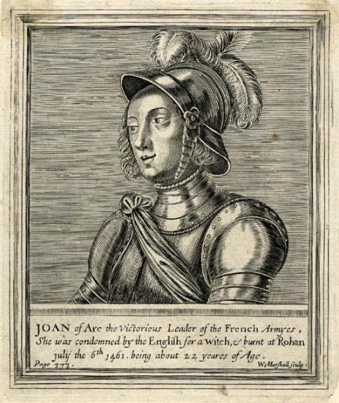 Joan of Arc 1542 Fuller Holy State