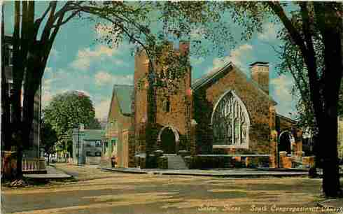 McIntire Park South Congregational Church 1910