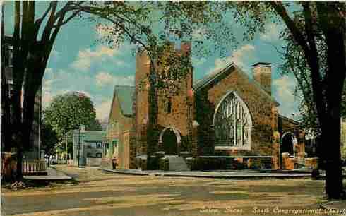 McIntire Park South Congregational Church 1910