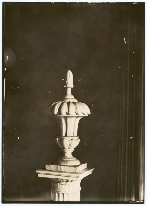 McIntire Park Urn