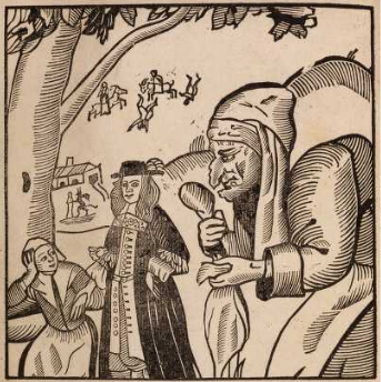 Mother Shipton Life and Death