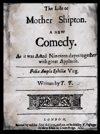 Mother Shipton play 1670p
