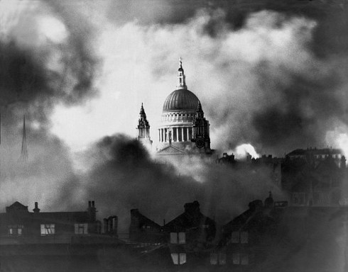 Burning Times St Paul's