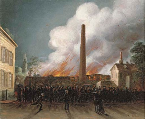 Burning Times Treadwell Mill Christies
