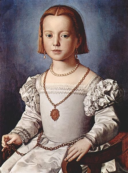Merchant Princesses  Bronzino