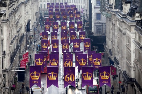 Purple Reigns in London