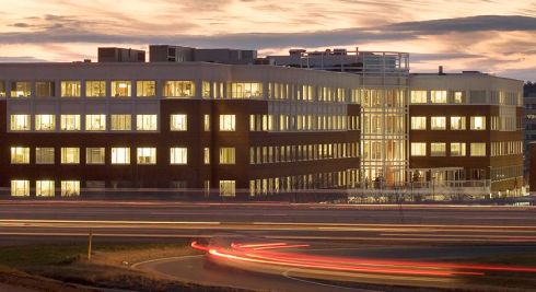 Boom Town Waltham Corporate Center