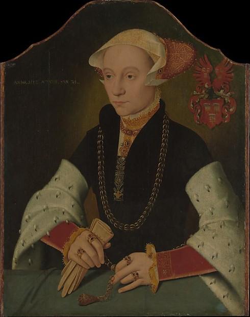 ermine Cologne portrait