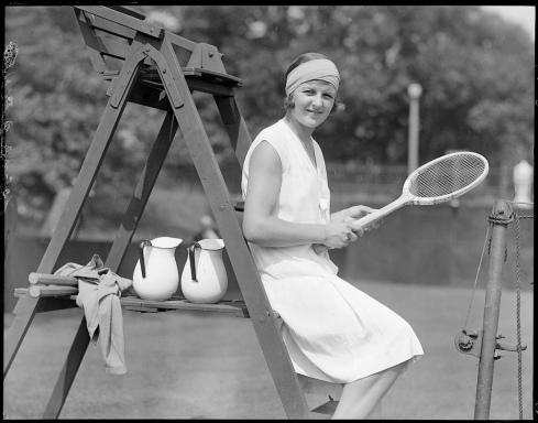 Girls of Summer Betty Nuthall Jones 1930s