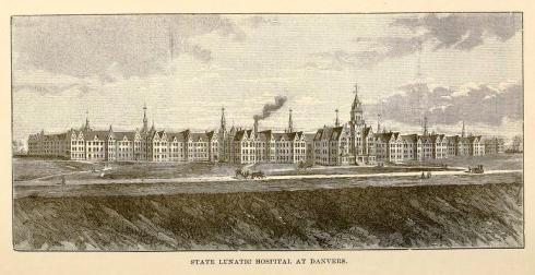 Abandoned Asylum Danvers 1895