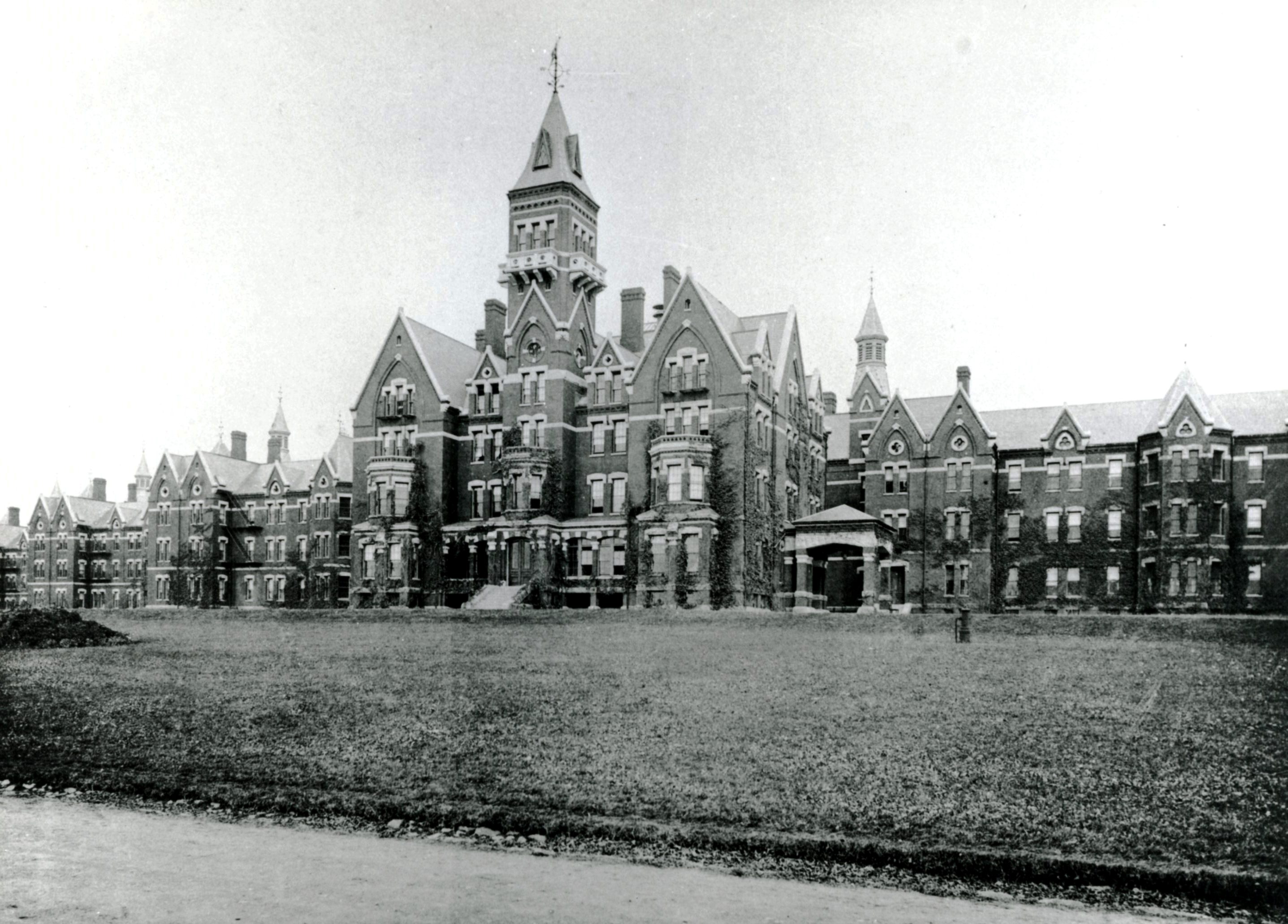 Danvers state hospital new - Asylums Abandoned And Adapted Streetsofsalem