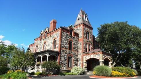 St. John's Prep administrative building