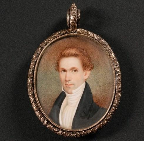 Ginger-Haired Gentleman Skinners