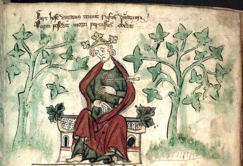 Ginger Man William Rufus
