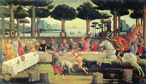 Boccaccio Botticelli