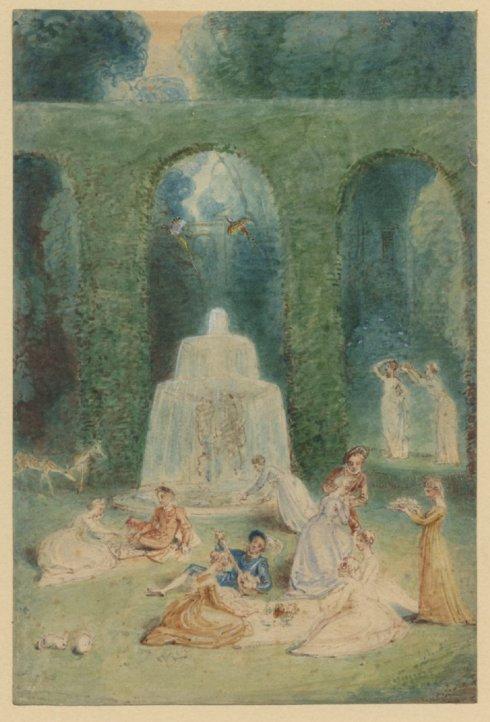 Boccaccio Stothard 1825