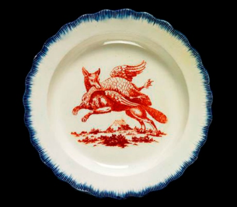 Fox Plate V and A