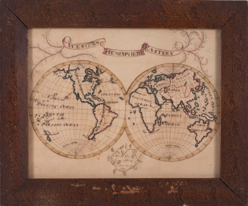 Northeast Schoolgirl map