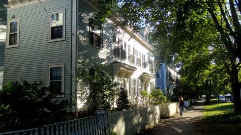 Rowhouses Salem 4