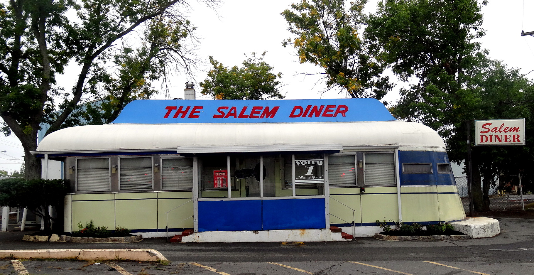 Salem Diner in Salem, MA - Picture of Salem Diner, Salem - TripAdvisor