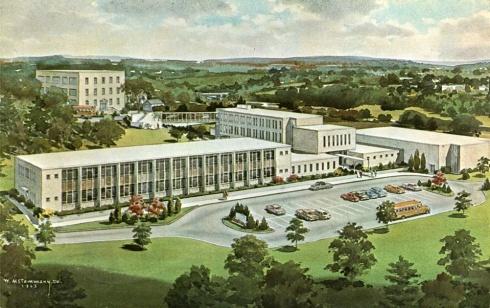 SSU Ste Chretiennes Academy 1963