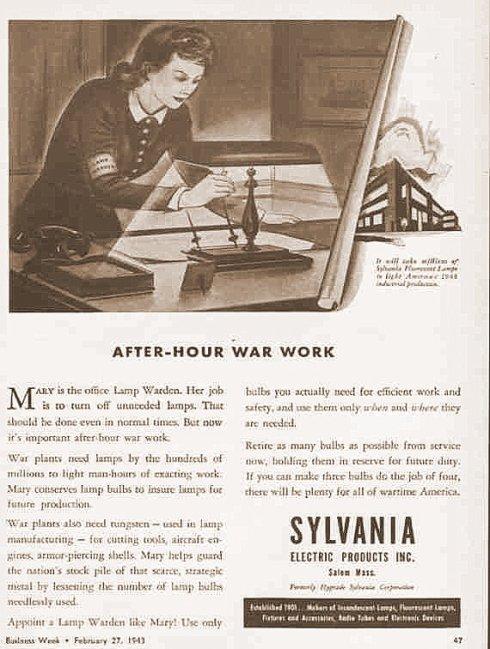 SSU Sylvania Ad