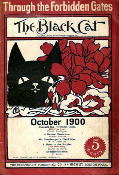 Black Cat 1900 cover