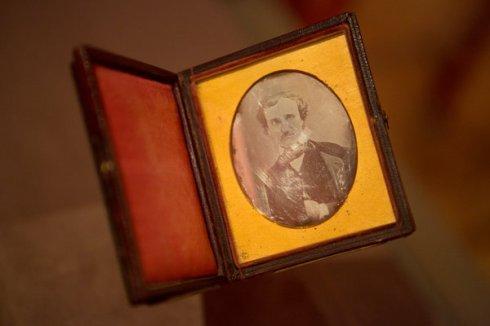 Macabre Poe NYT Fred R. Conrad credit