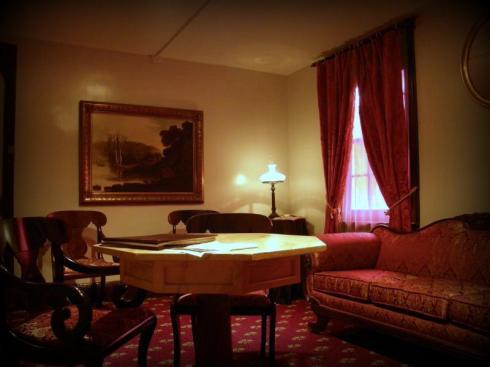 Poe Reading Room