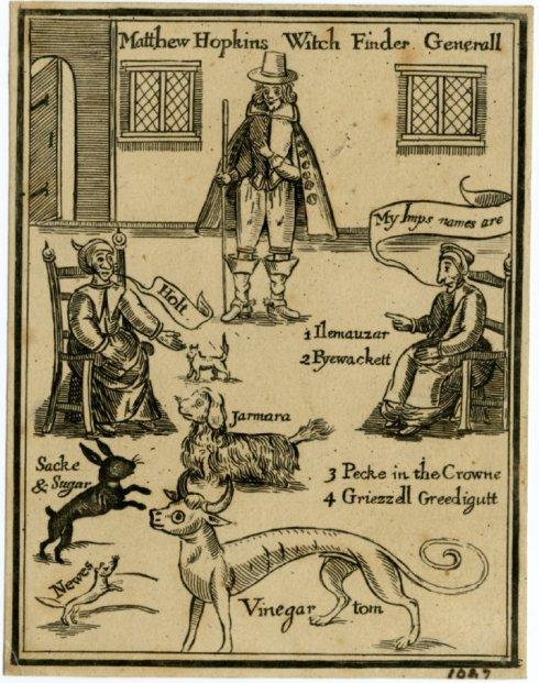 Witch Finder General 1647