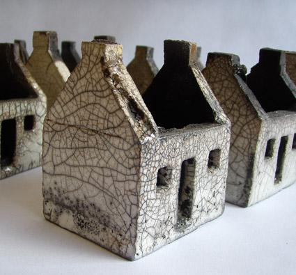 Ceramic Houses 2