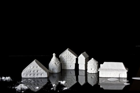 Ceramic Houses Poast 2
