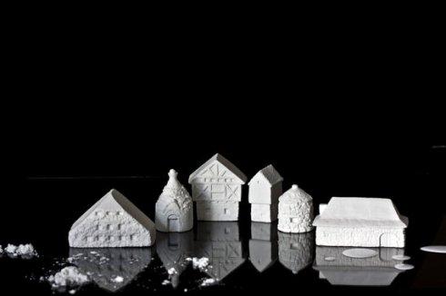 Ceramic Houses Poast 2