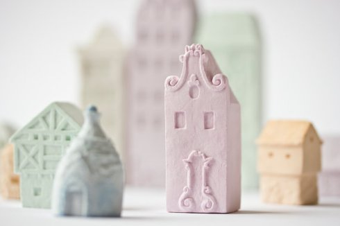 Ceramic Houses Poast 3