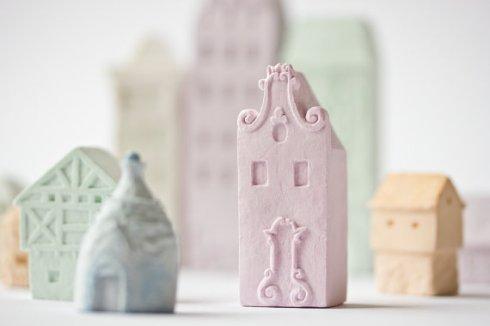 Ceramic Houses Poast 3