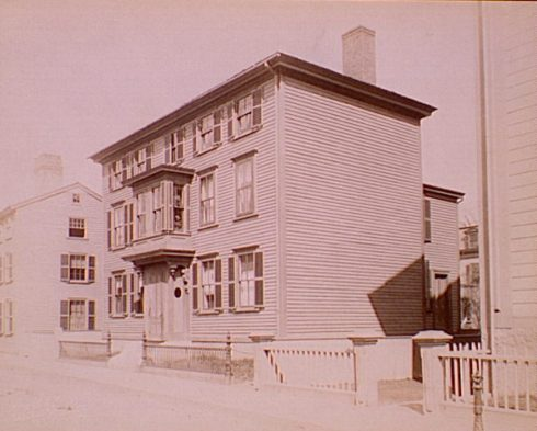 Choate House 1891