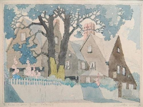 Gables Frederic Coulton Waugh