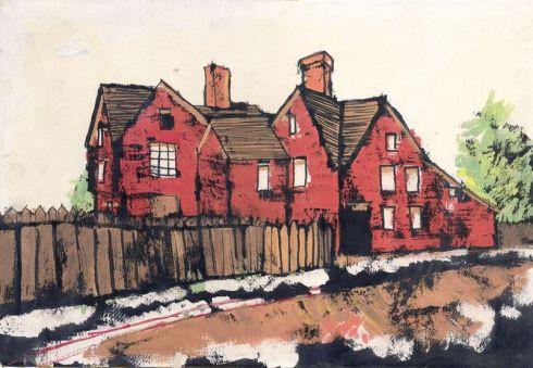 House of Seven Gables Legget