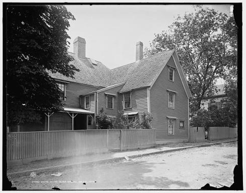 House of the Seven Gables 1890s