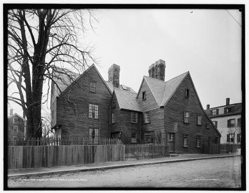 House of the Seven Gables 1910s