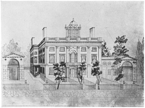 Lost Derby Mansion Bulfinch