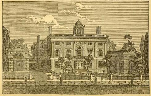 Lost Derby Mansion Old Naumkeag