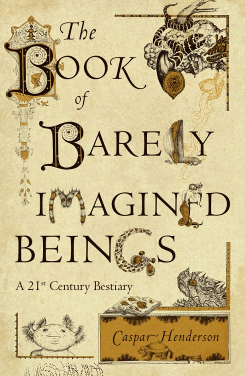 Book Barely Imagined Beings