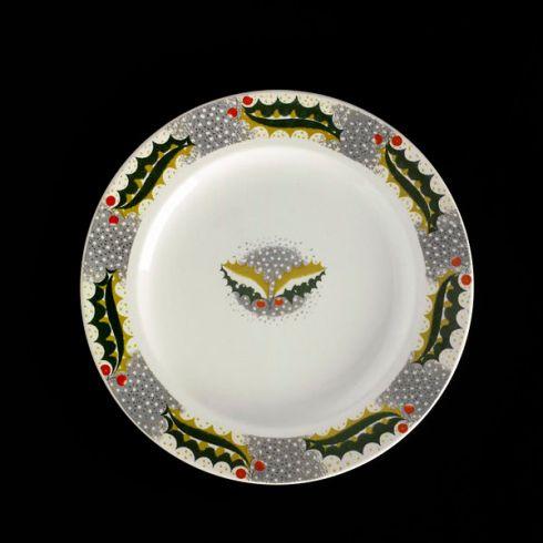 Christmas Pudding Plate 2