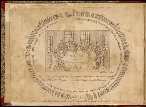 Georgians New England Psalms Revere